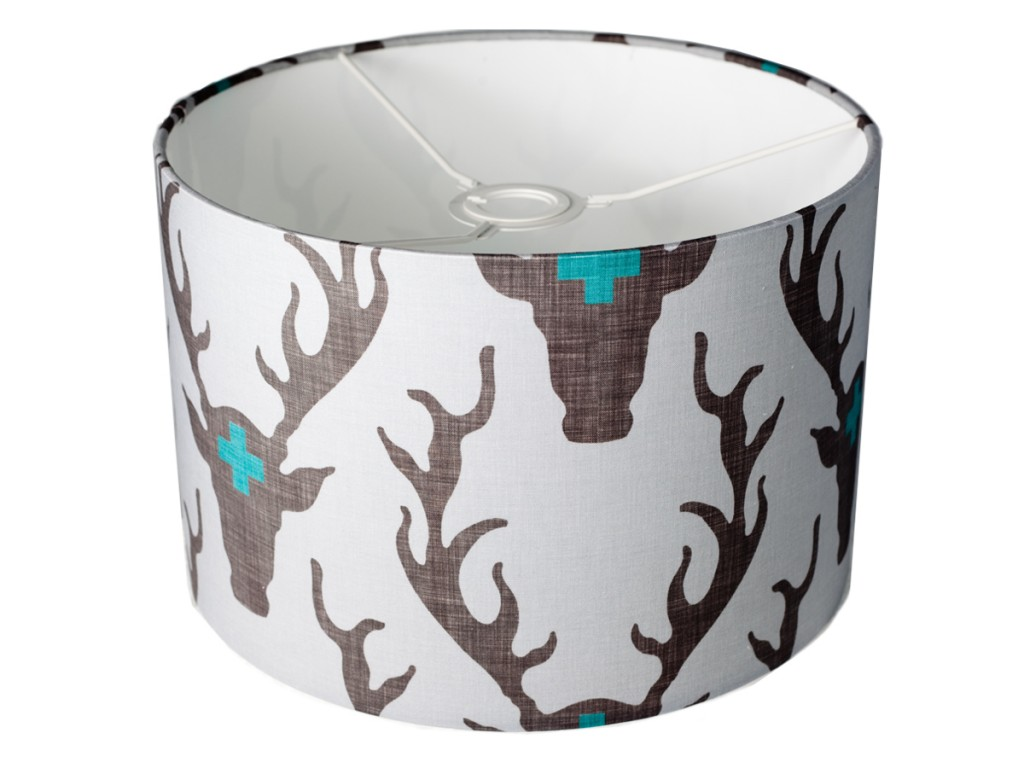 Figo Home lampshades - Shortrounds Knitwear
