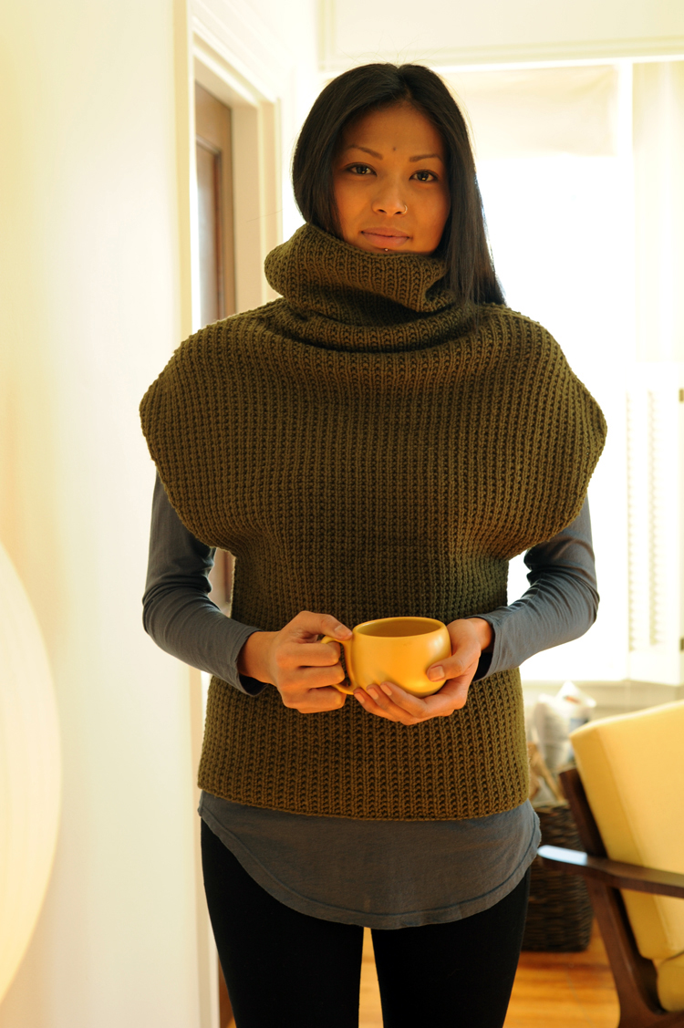 Danforth Quince & Co. knitting pattern - Shortrounds Knitwear