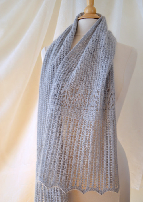 Silver Frost Blue Peninsula Knits - Shortrounds Knitwear