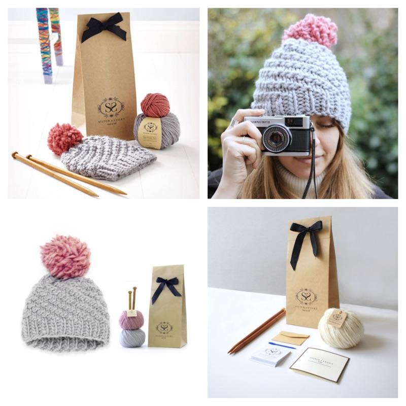 DIY Knit Kits - Stitch & Story