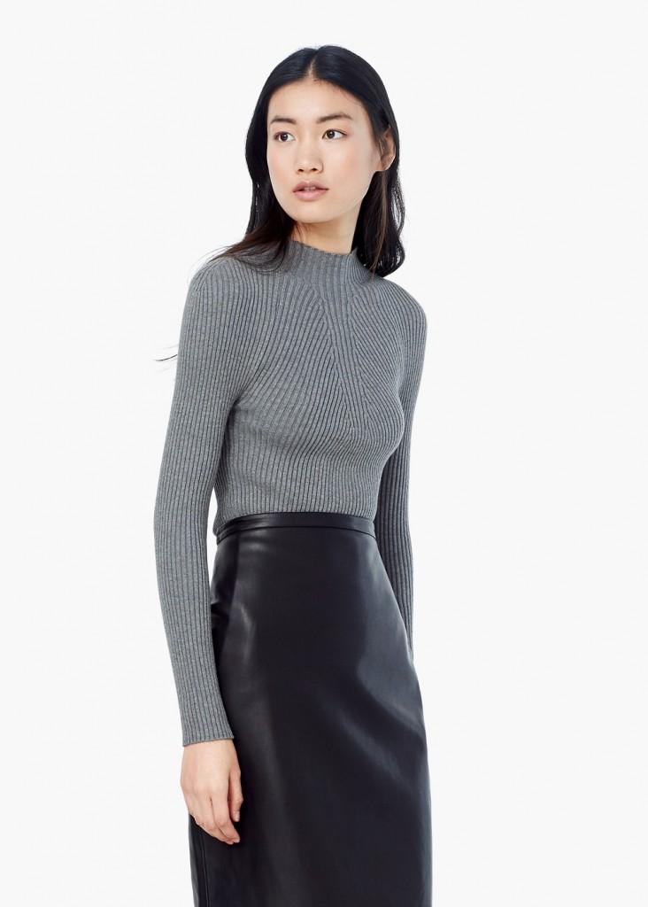 Mango sweater - Shortrounds Knitwear