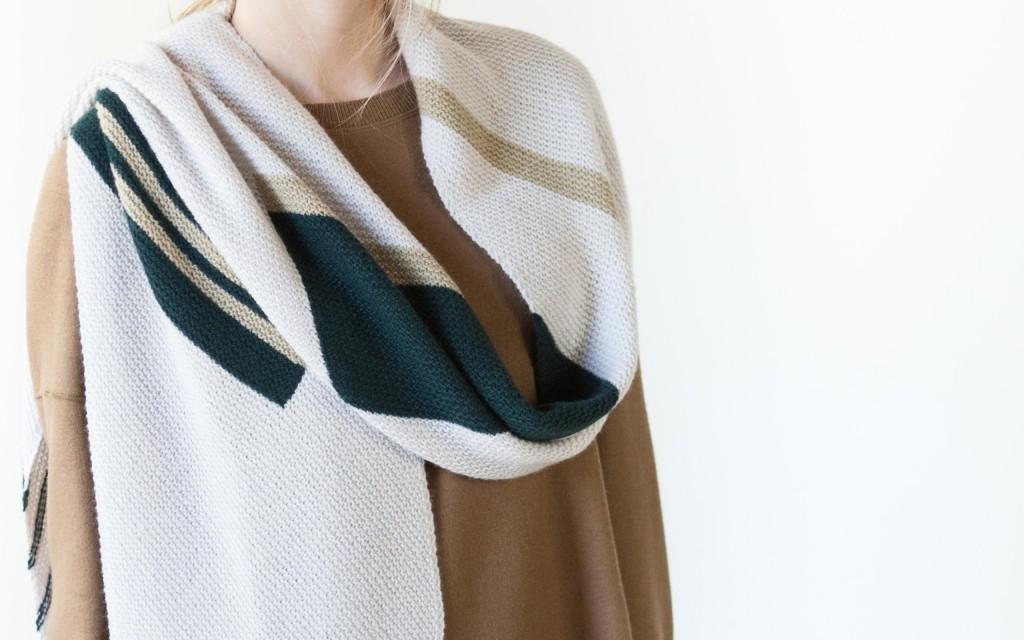 Woolfolk Tryk pattern - Shortrounds Knitwear