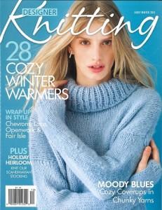 Designer Knitting Winter 2015 | Shortrounds Knitwear
