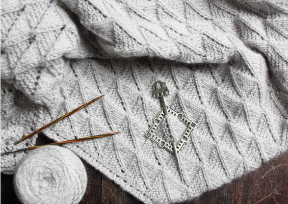 Mirkfallon knitting pattern Melanie Berg | Shortrounds Knitwear