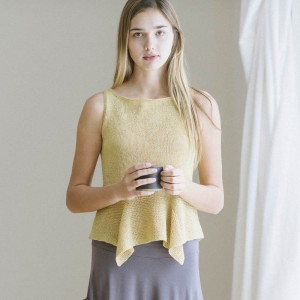 Amalia by Quince & Co. | Shortrounds Knitwear