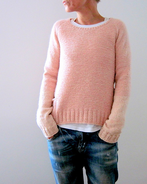 Pink Memories by Isabell Kraemer | Shortrounds Knitwear