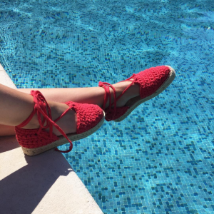 Wool And The Gang Ipanema Espadrilles | Shortrounds Knitwear