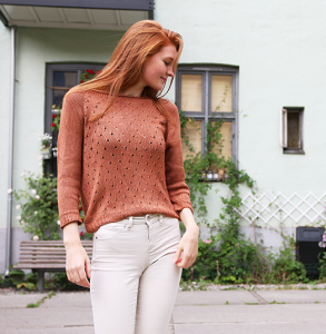 Pickles Sun Glimpse Sweater | Shortrounds Knitwear
