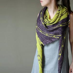 A new Melanie Berg knitting pattern | Shortrounds Knitwear