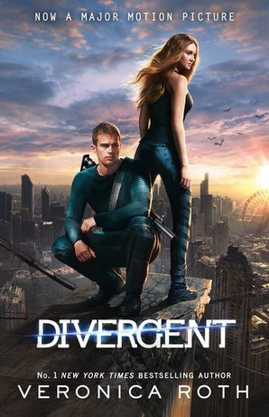 Divergent Veronica Roth | Shortrounds Knitwear