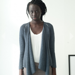 Hamlin Peak in Kestrel by Quince & Co. | Shortrounds Knitwear