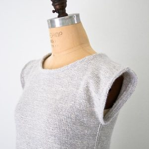 Over The Top Top by Purl Soho | Shortrounds Knitwear