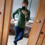 Quince & Co Honeymaker #wearyourknits | Shortrounds Knitwear