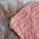 Quince & Co Robin Shrug #wearyourknits | Shortrounds Knitwear