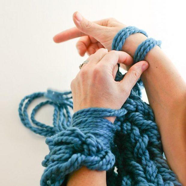 Arm Knitting Loveknitting | Shortrounds Knitwear