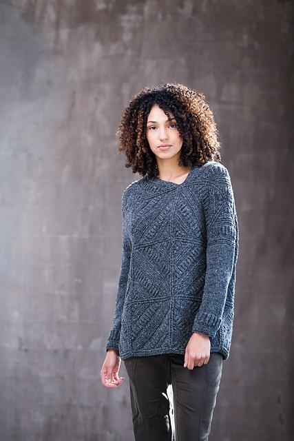 Counterpane Brooklyn Tweed | Shortrounds Knitwear