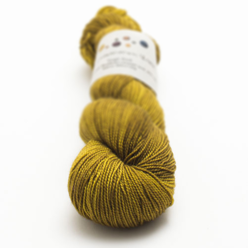 Uncommon Thread Tough Sock in Golden Praline | Shortrounds Knitwear