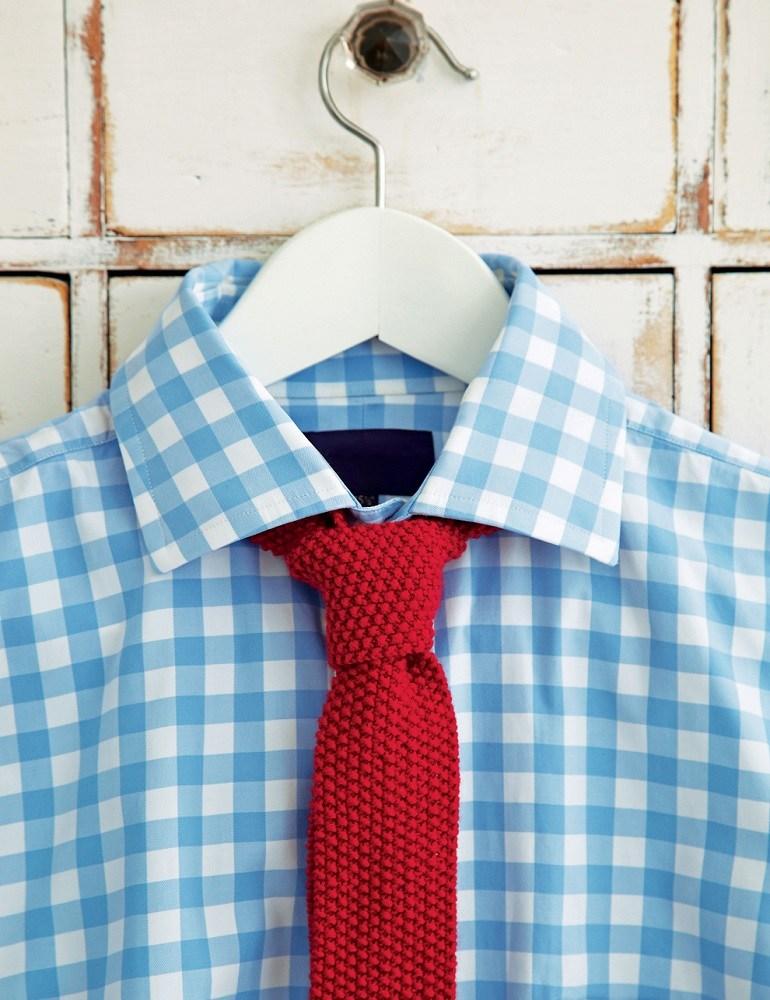 Debbie Bliss Moss Tie | Shortrounds Knitwear