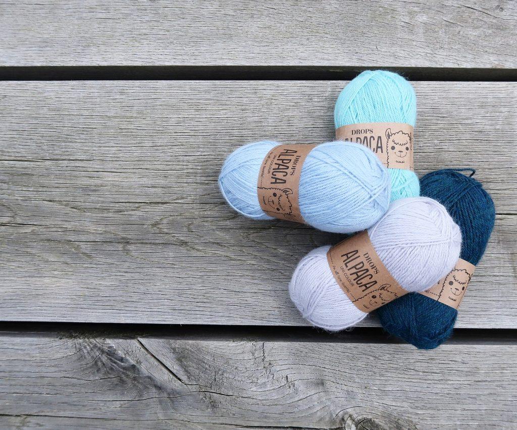 Drops Alpaca yarn haul   Shortrounds Knitwear
