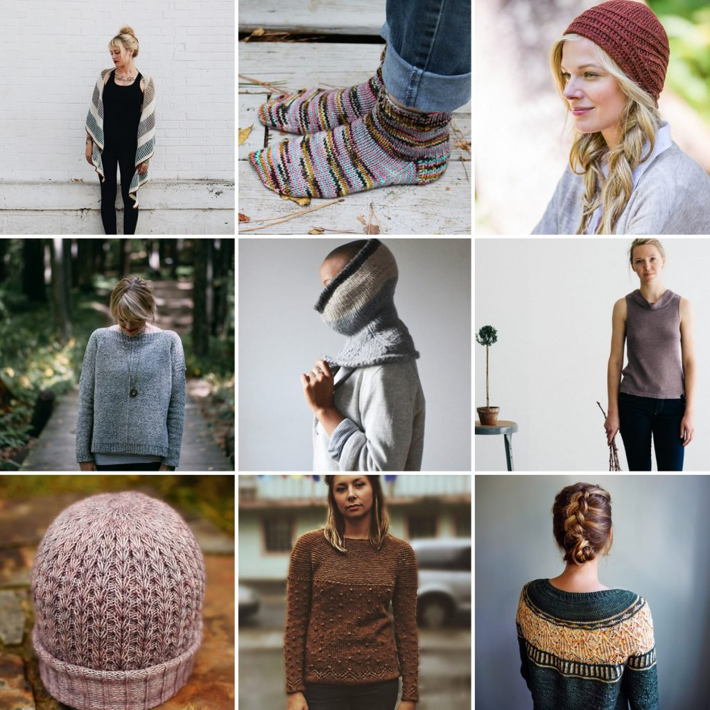Instagram 2018makenine | Shortrounds Knitwear