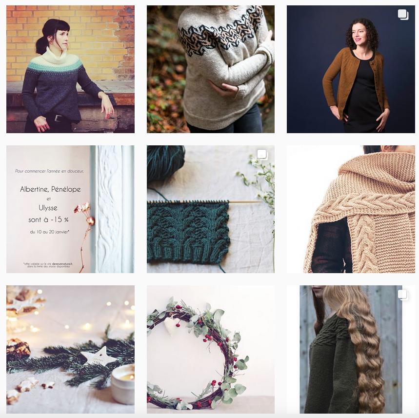 De Rerum Natura Instagram - Shortrounds Knitwear