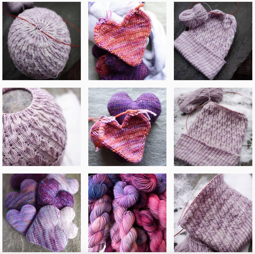 Hunter Hammersen Instagram - Shortrounds Knitwear