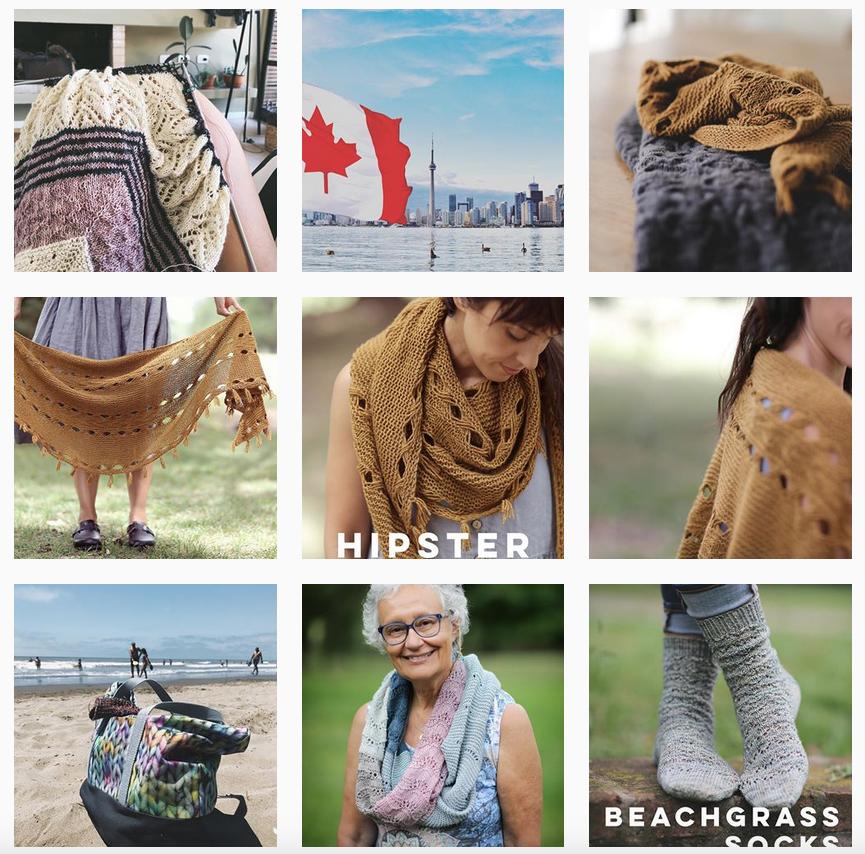 Jojilocat Instagram - Shortrounds Knitwear