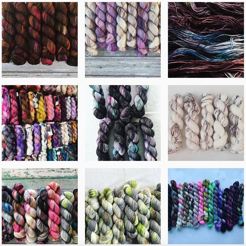 Olann Instagram - Shortrounds Knitwear